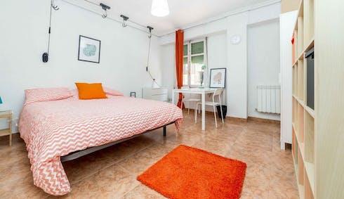 Private room for rent from 21 Jan 2020 (Carrer de Cuba, Valencia)
