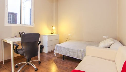 Room for rent from 31 Dec 2018 (Carrer de les Garrigues, Valencia)