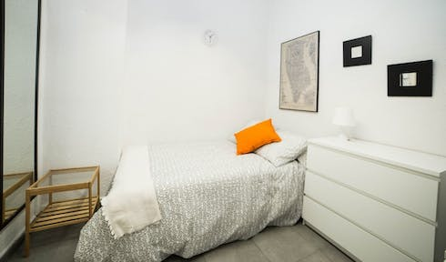 Room for rent from 19 Aug 2018 (Carrer de Martínez Cubells, Valencia)