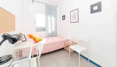 Stanza privata in affitto a partire dal 01 gen 2021 (Passatge Doctor Bartual Moret, Valencia)
