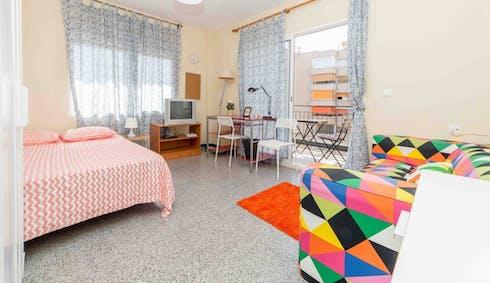 Privé kamer te huur vanaf 28 feb. 2019 (Passatge Doctor Bartual Moret, Valencia)