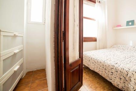 合租房间租从07 7月 2018 (Carrer de Sant Vicent Màrtir, Valencia)