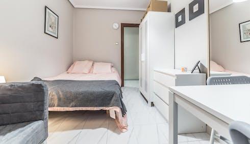 Kamer te huur vanaf 26 jun. 2018 (Carrer de Ramiro de Maeztu, Valencia)
