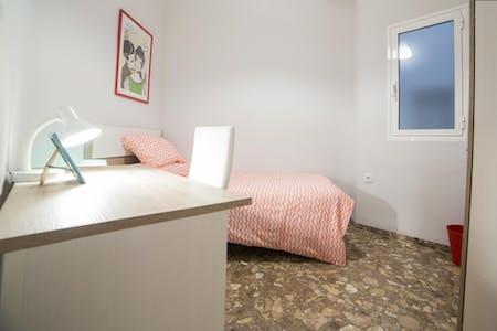 WG-Zimmer zur Miete ab 26 Feb. 2020 (Carrer dels Centelles, Valencia)