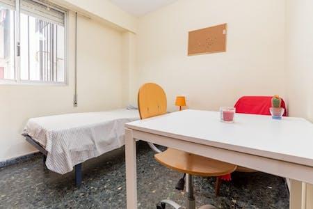 合租房间租从30 4月 2019 (Avinguda del Primat Reig, Valencia)