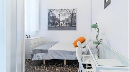 Privé kamer te huur vanaf 18 feb. 2019 (Calle de Guillem de Castro, Valencia)