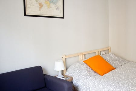 Room for rent from 01 Feb 2019 (Carrer Mestre Palau, Valencia)