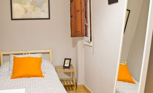 Room for rent from 20 Mar 2018 (Carrer Mestre Palau, Valencia)