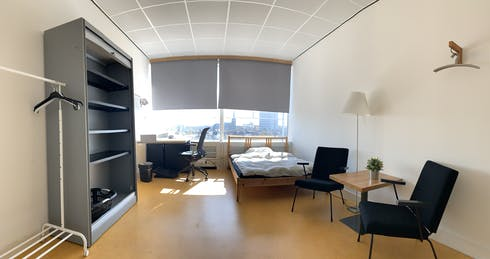 Habitación privada de alquiler desde 01 Dec 2019 (Stationsplein, Schiedam)