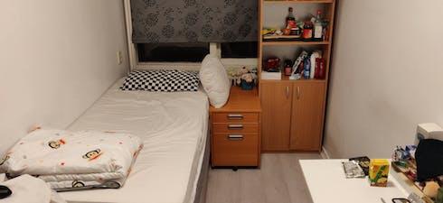 Privé kamer te huur vanaf 27 Aug 2020 (Van der Helmstraat, Rotterdam)