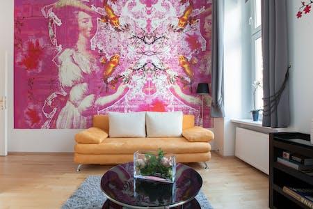 Appartement te huur vanaf 07 Aug 2019 (Schönbrunner Straße, Vienna)