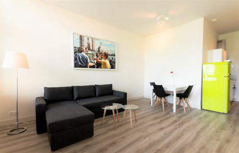 Apartment for rent from 17 Jul 2018 (Westersingel, Rotterdam)