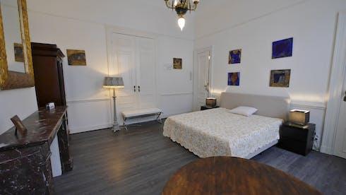 Room for rent from 01 Apr 2019 (Chaussée de Wavre, Ixelles)