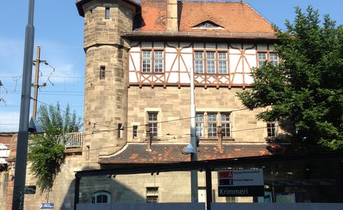 Apartment for rent from 28 Jul 2018 (Square de l'Aiguillage, Strasbourg)