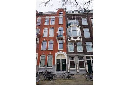 Apartment for rent from 02 Jan 2019 (Henegouwerlaan, Rotterdam)