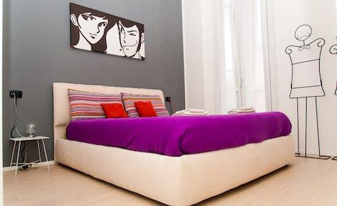 Appartamento in affitto a partire dal 31 dic 2021 (Via Marco Aurelio, Milano)