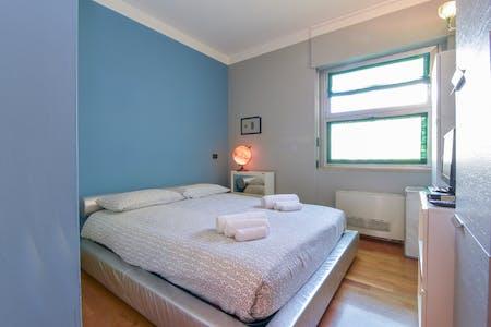 Apartamento para alugar desde 23 abr 2018 (Via Vitruvio, Milano)