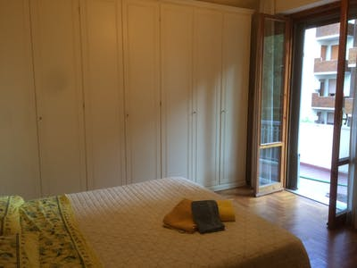 Room for rent from 02 Oct 2018 (Via Riccardo Zandonai, Florence)