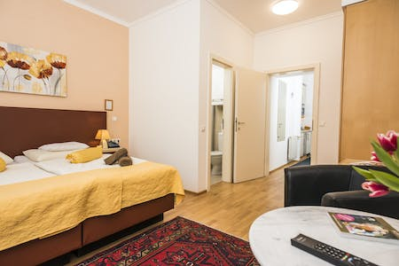 Apartment for rent from 06 Apr 2018 (Ferchergasse, Vienna)