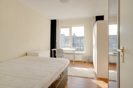 Private room for rent from 01 Sep 2019 (Herman Bavinckstraat, Rotterdam)