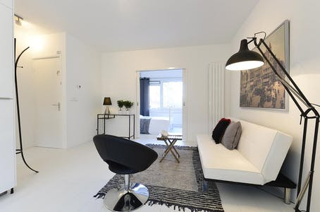 Apartment for rent from 02 Feb 2019 (Noordmolenstraat, Rotterdam)