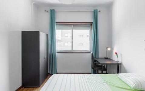 Quarto privado para alugar desde 19 Jul 2019 (Rua Doutor Joaquim Pires de Lima, Porto)