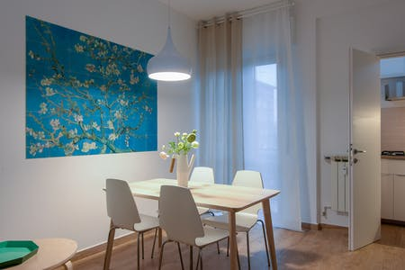Apartment for rent from 01 May 2018 (Largo Tel Aviv, Milano)
