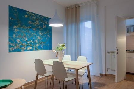 Apartment for rent from 30 Dec 2019 (Largo Tel Aviv, Milano)