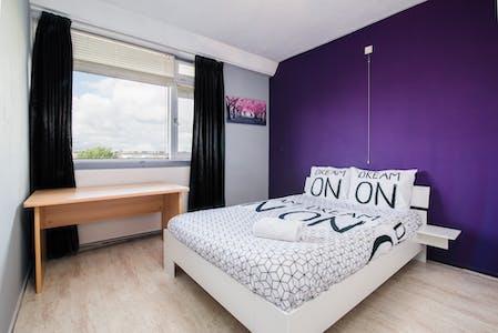 Habitación privada de alquiler desde 02 feb. 2020 (Livingstonelaan, Utrecht)