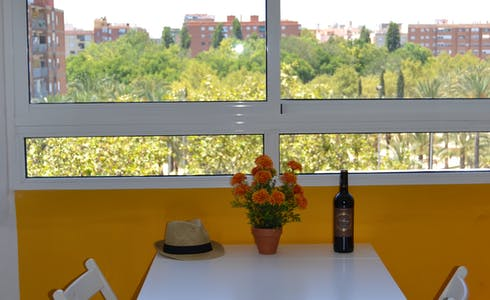Apartment for rent from 01 Jul 2018  (Carrer de l'Horticultor Galán, Valencia)