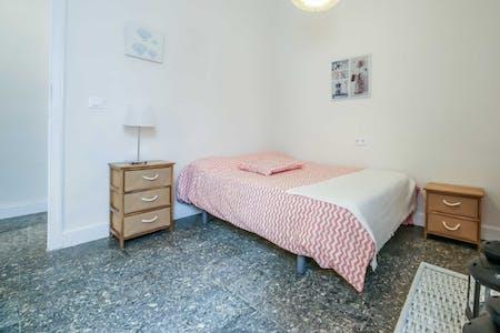 合租房间租从04 8月 2018 (Carrer de Sueca, Valencia)