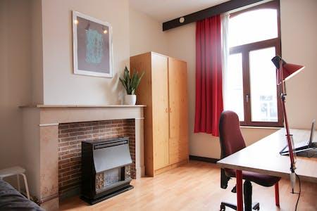 Privatzimmer zur Miete von 01 Jun 2019 (Rue du Sceptre, Ixelles)