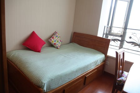 Private room for rent from 17 Jun 2019 (Min Li Lu, Shanghai)