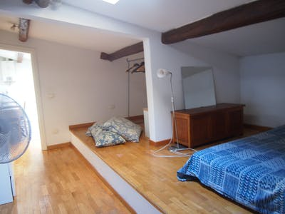 Room for rent from 01 Aug 2018 (Via Fra' Giovanni Angelico, Florence)