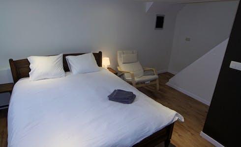 单间公寓租从04 12月 2017  (Rue Verbist, Saint-Josse-ten-Noode)