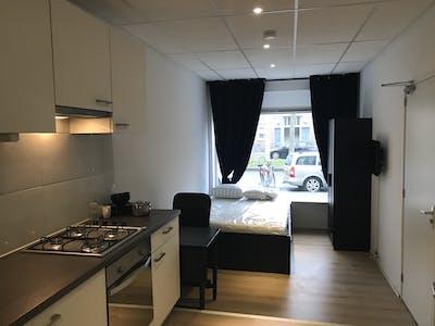 Apartment for rent from 01 Apr 2019 (Strevelsweg, Rotterdam)