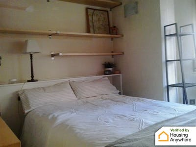 Room for rent from 23 Sep 2018 (Paseo de la Habana, Madrid)