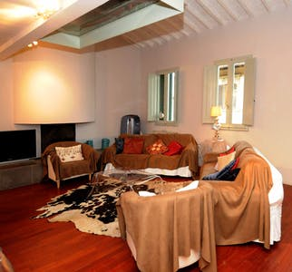 Apartamento para alugar desde 22 jun 2019 (Borgo Ognissanti, Florence)