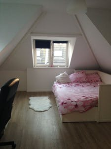 Private room for rent from 01 Oct 2020 (Soetendaalsekade, Rotterdam)