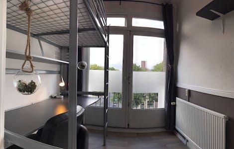 Stanza privata in affitto a partire dal 01 gen 2019 (Oostzeedijk, Rotterdam)
