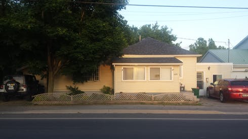 House for rent from 24 Jun 2017  (Montreal Street, Kingston)