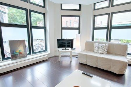 Apartamento para alugar desde 02 Apr 2020 (Polanenstraat, Rotterdam)