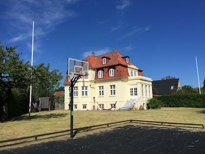 Private room for rent from 15 Dec 2018 (Dunhammervej, Copenhagen)