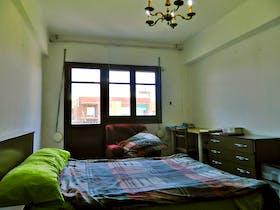 Room for rent from 01 Aug 2017  (Carrer del Doctor Manuel Candela, Valencia)