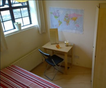 Room for rent from 23 Oct 2017  (Well Street, London)