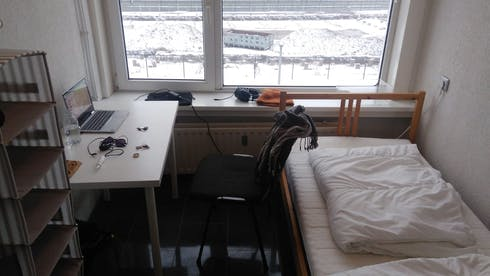 Private room for rent from 23 Sep 2019 (Hilledijk, Rotterdam)