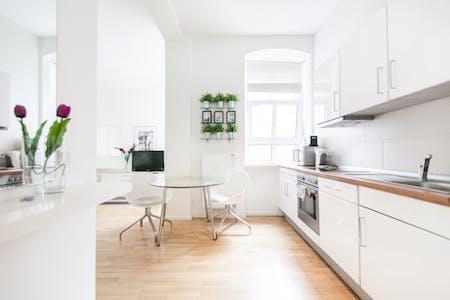 Appartement te huur vanaf 17 Jun 2019 (Mittenwalder Straße, Berlin)