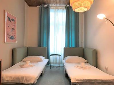 Private room for rent from 29 Feb 2020 (Kolodvorska ulica, Ljubljana)