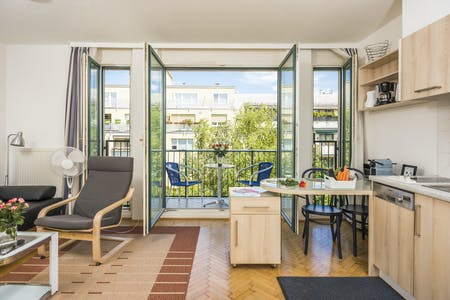 整套公寓租从25 Aug 2019 (Doktor-Josef-Resch-Platz, Vienna)
