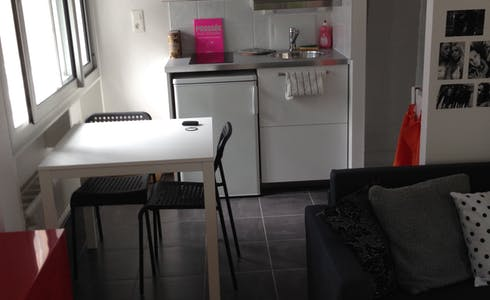 Apartment for rent from 05 Jun 2018 (Square de l'Aiguillage, Strasbourg)